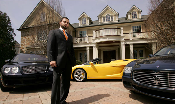 Paul Parmar S New Jersey Mega Mansion Homes Of The Rich