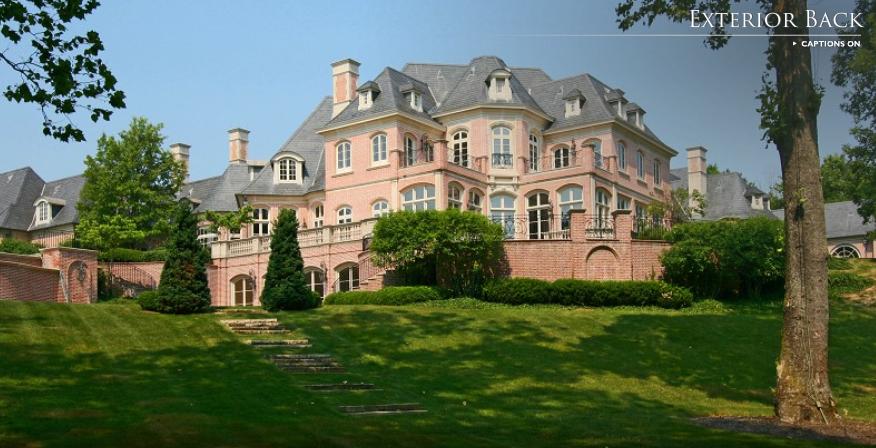 Le Chateau Renaissance Stephen Hilbert S Mega Mansion