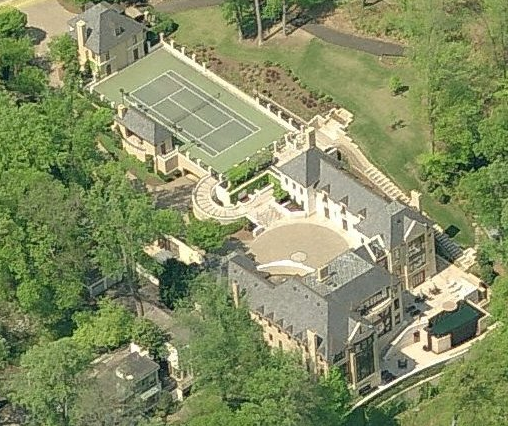 A look at some mansions 16 homes of the rich for 30000 square foot house plans