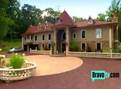 Inside Teresa Giudice's New Jersey Mansion