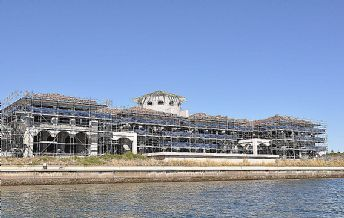 Australia Mega Mansion under Construction