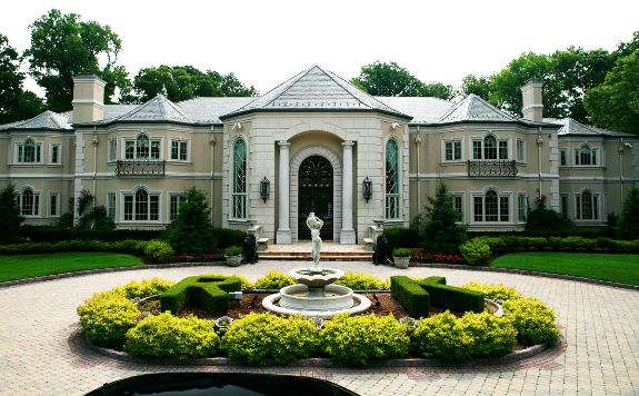 Russell Simmons Relists Saddle River Mega Mansion