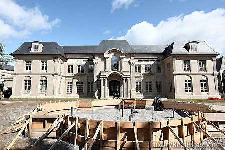 Palatial bridle path mega mansion for sale homes of the rich for New homes canada