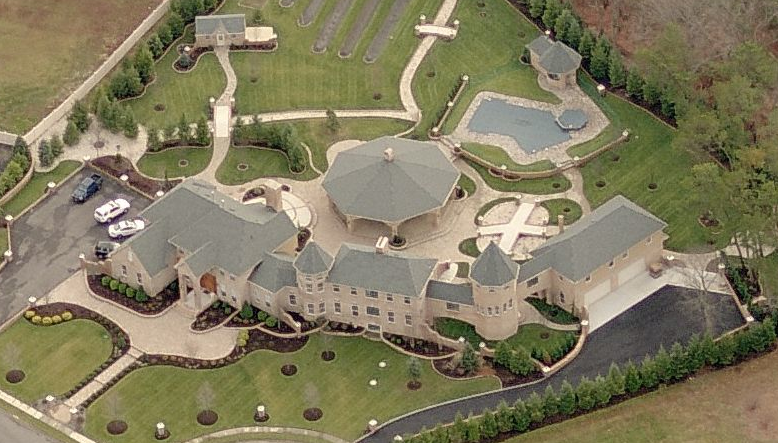 A look at New Jersey Mansions
