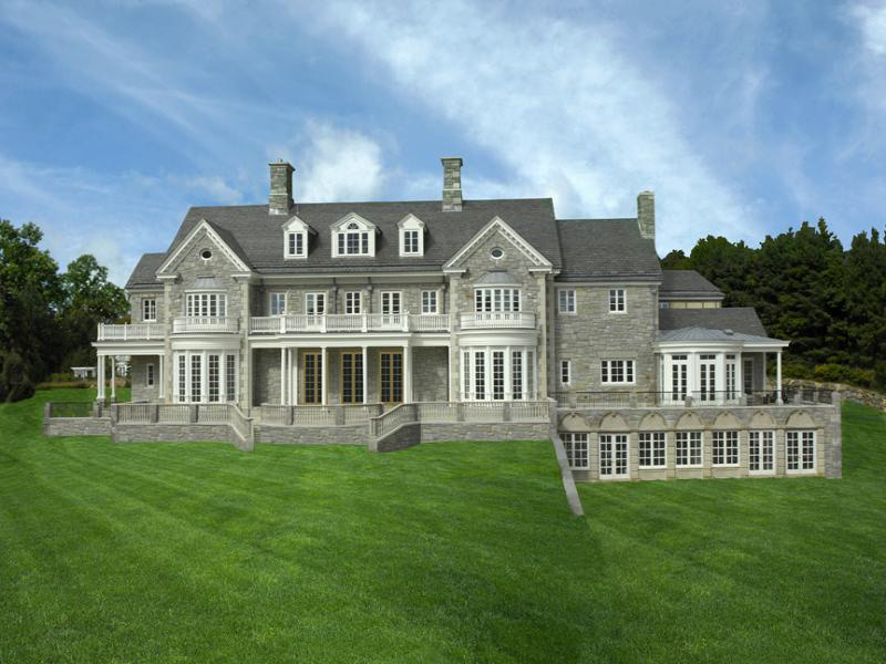 Newly Built Greenwich Mega Mansion
