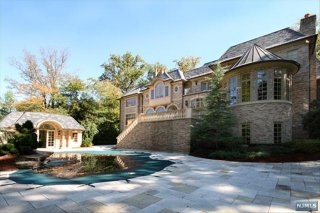 James Nicholson's Saddle River Mansion on the market after seized by government