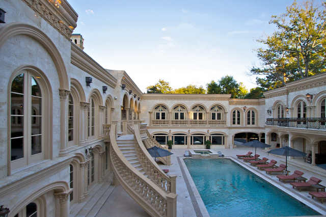 Lee Najjar's Atlanta Mega Mansion is For Sale!!