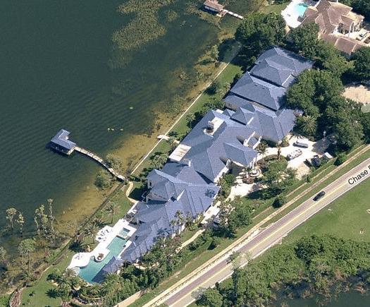 A Mega Mansion Just Big Enough For Superman Homes Of The