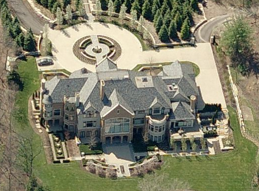 A Look At Some Mansions 25 Homes Of The Rich