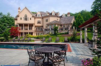 Two Pennsylvania Mansions