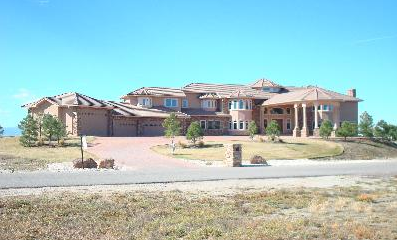 Attractive House #1 U2013 This 12,114 Square Foot Mansion Is Located At 11935 Jakes Ranch  Road In Parker, CO. It Is On The Market For $2,999,999.