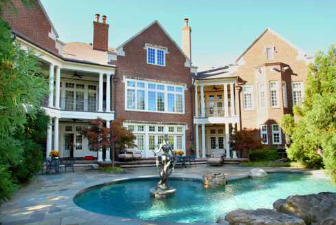 Loxley Hall Estate in Tennessee