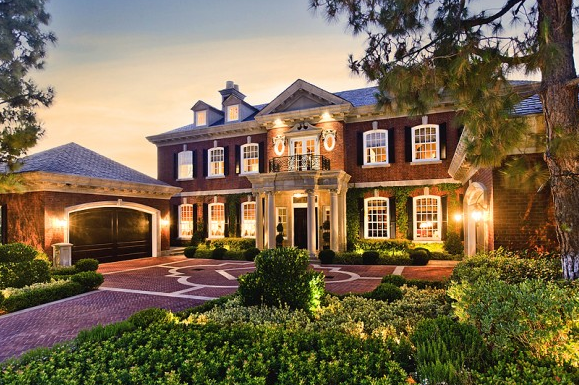 The manor estate in newport beach sells for 21 500 000 for Most expensive house in newport beach