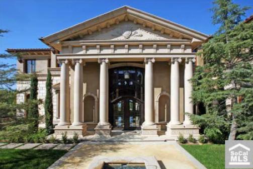Brand new palatial estate in prestigious pelican crest for Palatial home designs