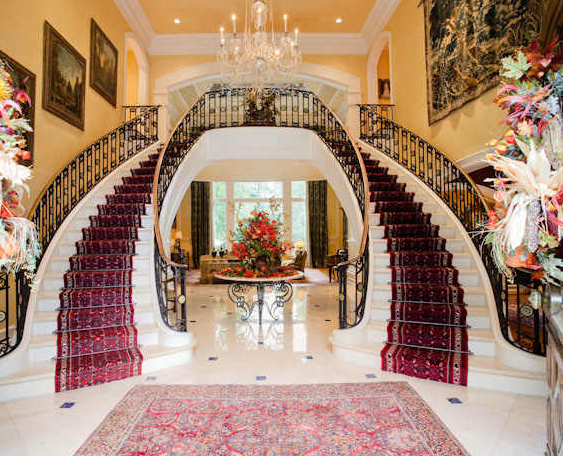 Classic Country French Manor In Dallas Homes Of The Rich