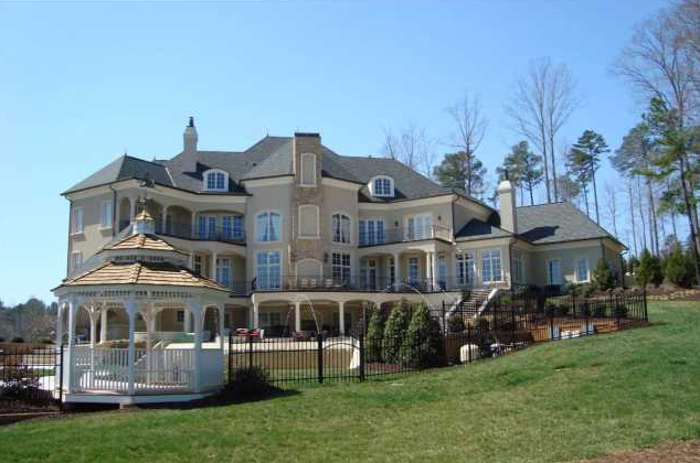 Elegant European Estate In Raleigh Homes Of The Rich