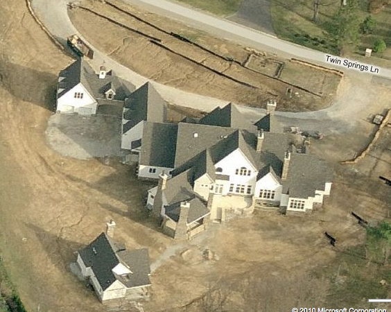 A look at Newly Built Mansions in the St Louis Area