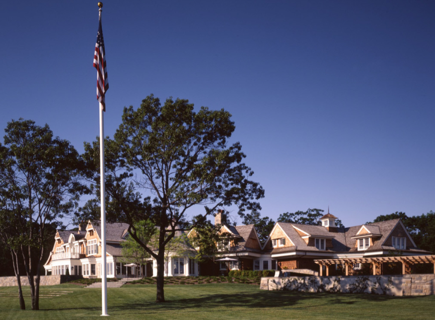 Pete Dawkin's Waterfront Mansion in Rumson