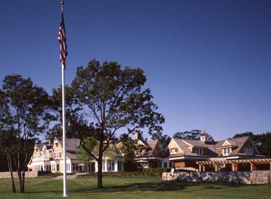 Pete Dawkin's Waterfront Mansion in Rumson