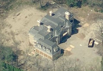 More Alpine Mansions Visible In Bird's Eye View