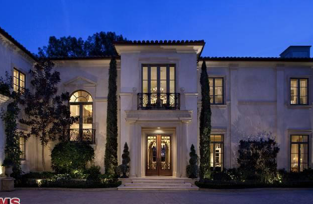 Grand Old Bel Air Estate Hits The Market For 50 Million