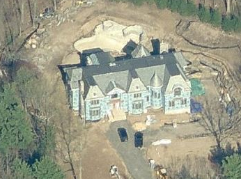 Saddle River Nj Mansions Now Visible In Bird S Eye View
