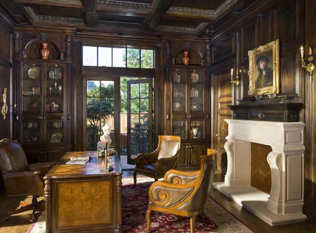 Gorgeous Dallas Mansion