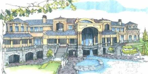 $95 Million Mega Mansion To Be Built in Newport Beach, not Beverly Hills
