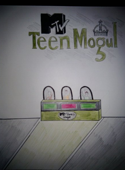 MTV's Teen Mogul – My Idea for a new reality/competition show