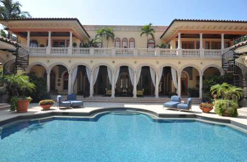 Tampa Mansion with Bay Water Views