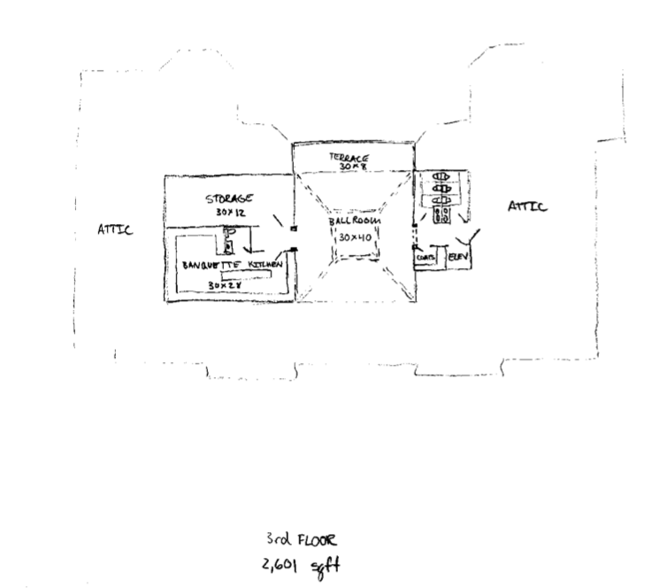 Mega Mansion Floor Plans: Floor Plans To James' Mega Mansion Design