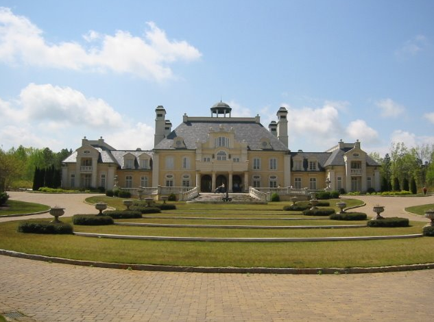 Alabama s largest home back on the market homes of the for Home builders in south alabama