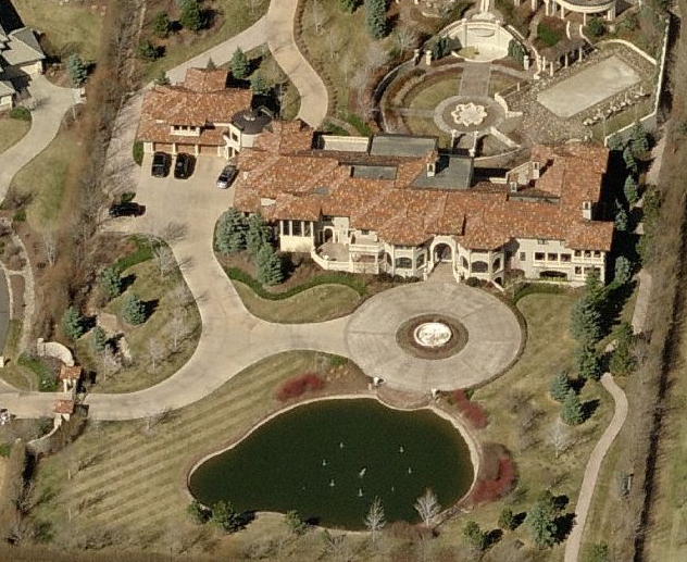 Carmelo Anthony S Mtv Crib Homes Of The Rich The 1