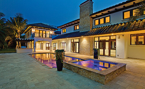 Amazing Resort Style Deepwater Estate