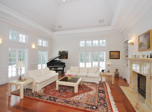 French Country Manor In Massachusetts Homes Of The Rich
