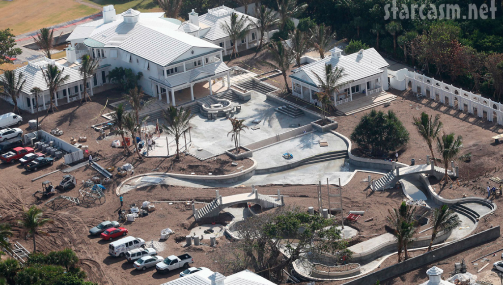 Celine Dion S Very Own Water Park Homes Of The Rich
