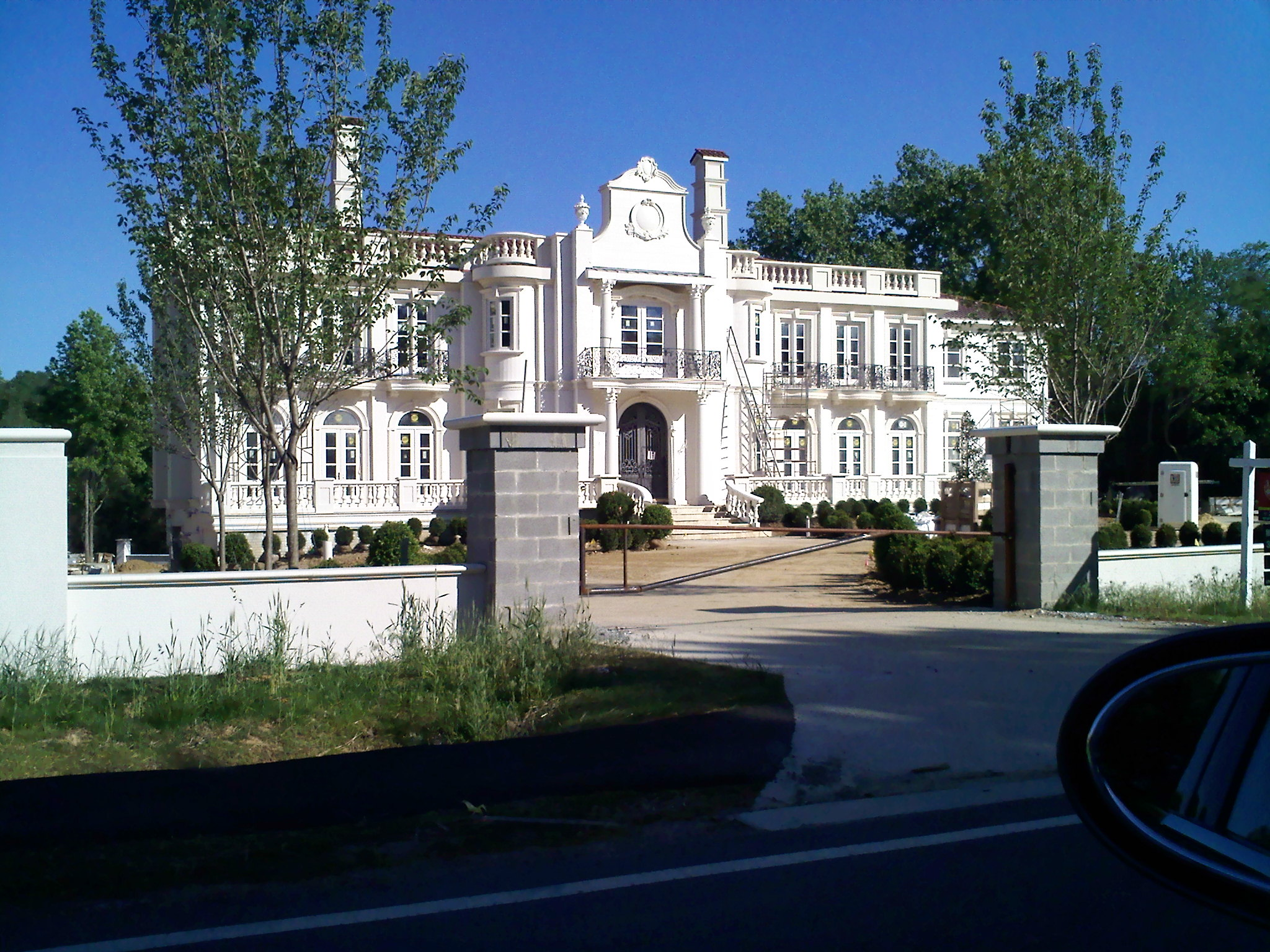 New Potomac Mansion By Niroo Mansions Homes Of The Rich