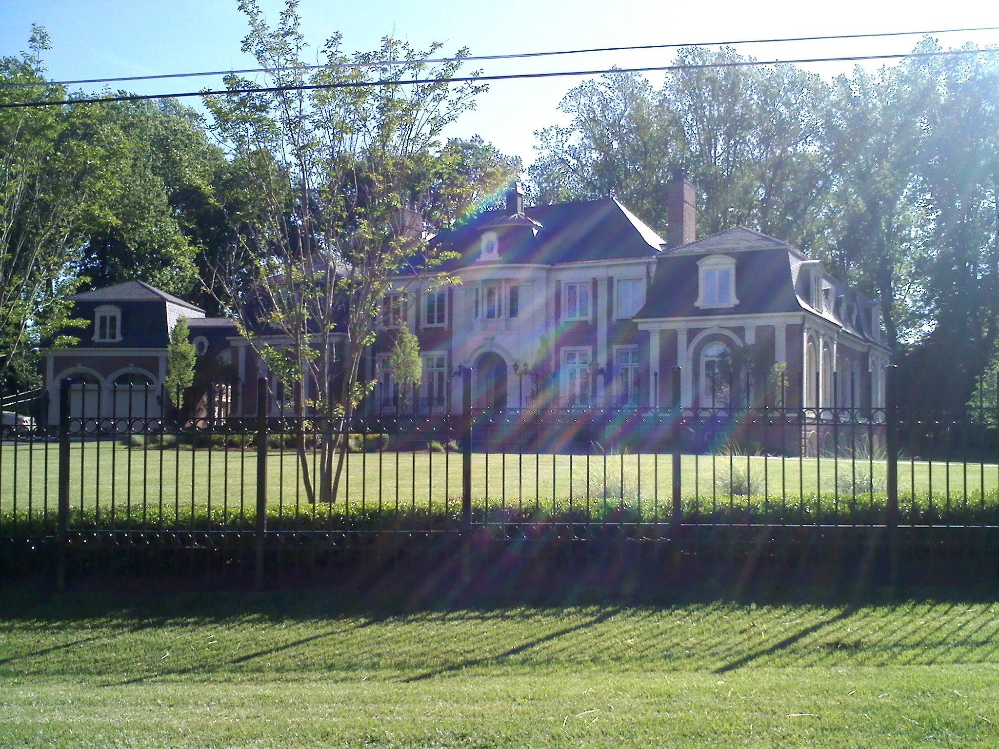 New Potomac Mansion by Niroo Mansions