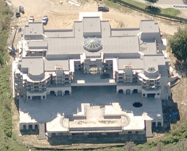 David Siegel Lists His 90,000 Square Foot Super Mansion, Versailles, For $100 Million!!