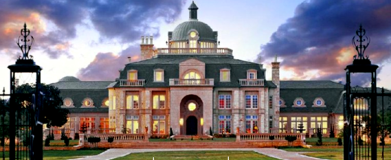 Texas Mega Mansion Champ D Or Now Offering Tours Homes