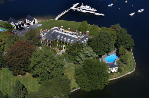 Massachusetts most expensive property hits the market for Most expensive house in massachusetts