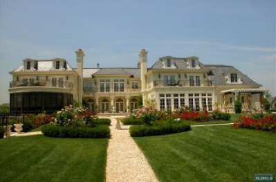 $14.5 Million French Chateau in Cresskill