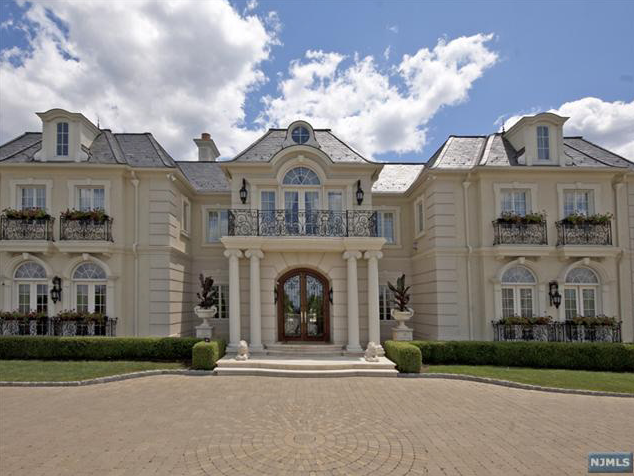 Of The 14 5 Million French Chateau In Cresskill Homes Of The Rich
