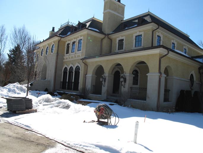 A Homes Of The Rich Reader S Michigan Mega Mansion Homes