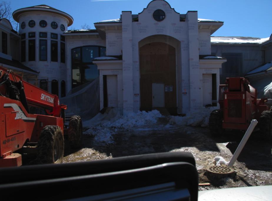 Bob Seger S 30 000 Square Foot Michigan Mega Mansion