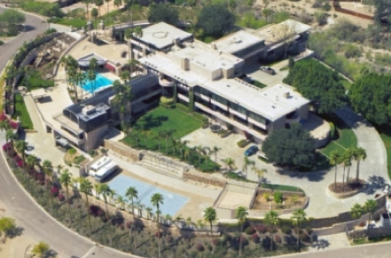 52 000 Square Foot Mccune Mansion On The Market For