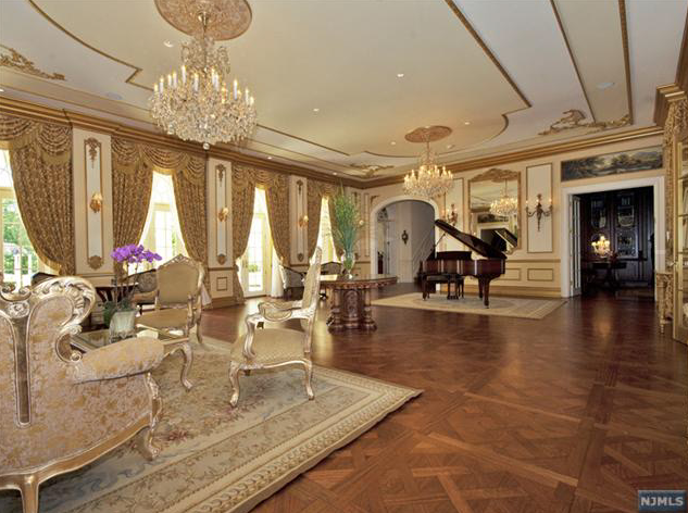 Interior Pictures Of The 14 5 Million French Chateau In