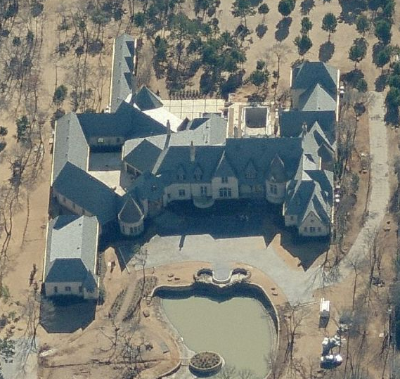 New Mansion in Southlake, Texas