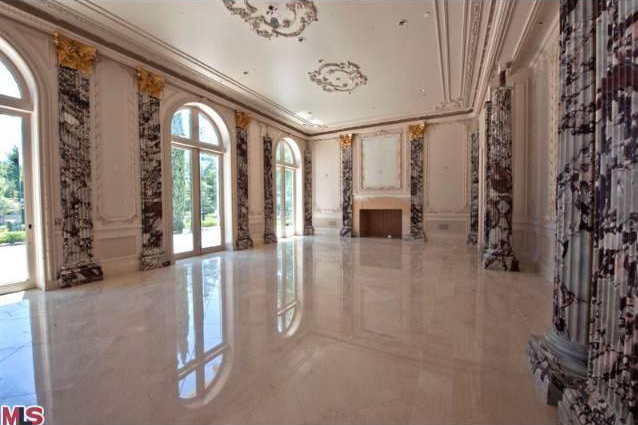 $68.5 Million, 36,000 Square Foot, Beverly Hills Mansion Hits The Market