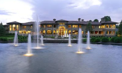 Carmelo Anthony Lists His Colorado Mega Mansion For 9 5 Million Homes Of The Rich The 1